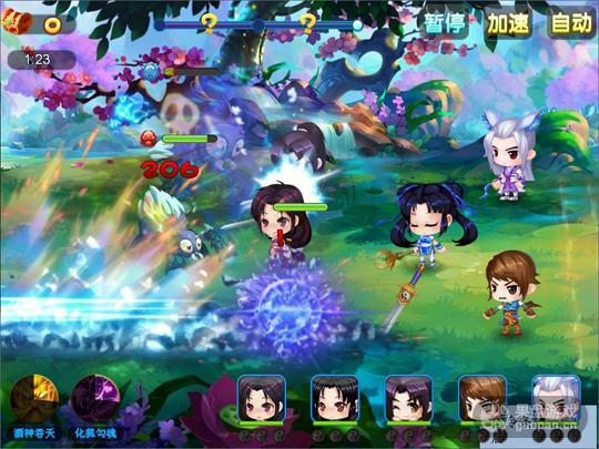 图1:如动作游戏般的爽快战斗.jpg