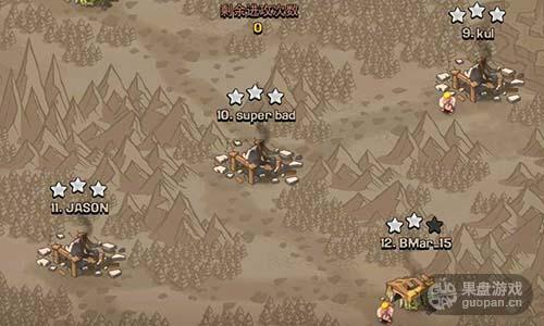部落冲突手残玩家的部落生存之路
