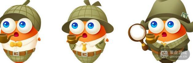 保卫萝卜3侦探萝卜