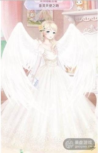 奇迹暖暖圣灵天使之吻搭配方案大全