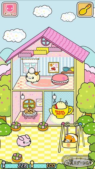 卡通小猫房子图片大全