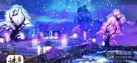 诛仙手游部分游戏场景曝光 极致仙侠范的设计