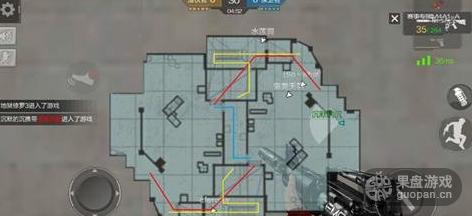 CF手游团队竞技地图分析 游戏攻略