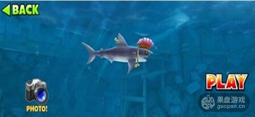 饥饿鲨 世界修改版游戏地图简介 游戏攻略图片