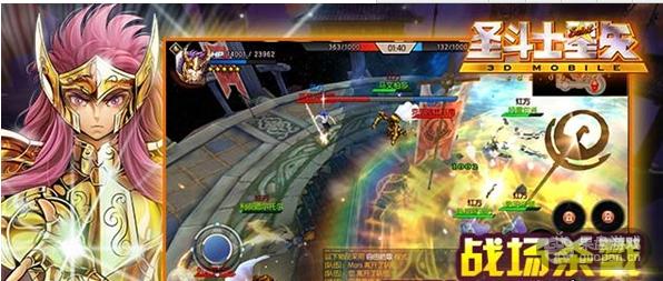 圣斗士星矢3D祈福殿双鱼座黄金圣斗士玩法攻略