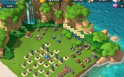 海岛奇兵匹配45级玩家怎么打