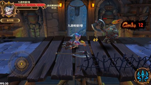 格斗宝贝五大游戏特色 3D格斗打破平面