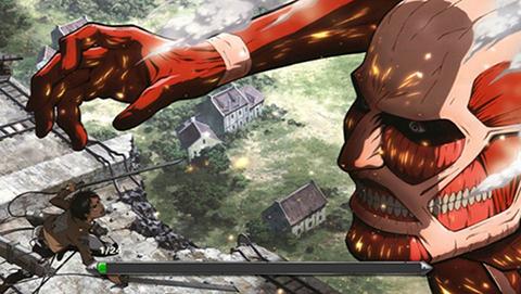 史上最大规模兵团 《进击的巨人》安卓版本震撼亮相
