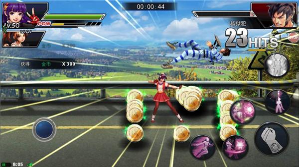 《拳皇97OL》绝美少女玩家全方位游戏体验攻略