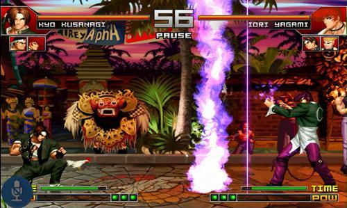 《拳皇97高清对战版》 明日安卓全面上线!