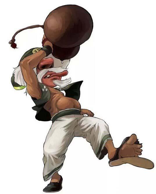 《拳皇97OL》Q版漫画之超能力队