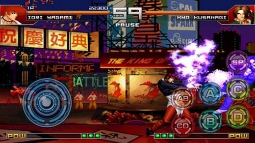 《拳皇97高清对战版》 唤醒街机厅难忘回忆