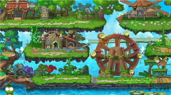 《热血冒险岛》一起来看背景故事哒!