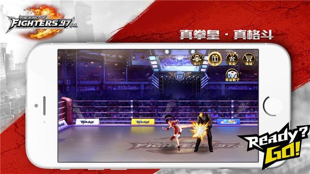 《拳皇97OL》女性格斗家胸围TOP5研究报告