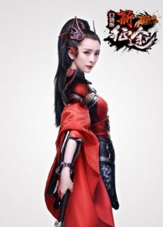 Fashion女王杨幂亲指导《新征途》夏日