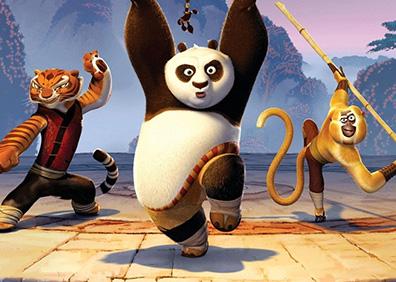 《功夫熊猫》评测:巅峰的动作手游