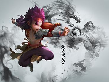《射雕英雄传3D》洪七公英雄资料一览