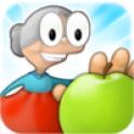 跑酷老奶奶:果园竞技破解版