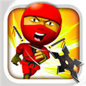 忍者酷跑3D Tiny Ninja Fun Run Free