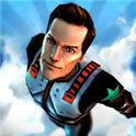 跳伞演员Skyman