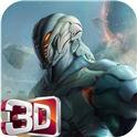 3D钢铁金刚大战:超级机器人联盟